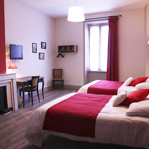 Chambres & Appartements